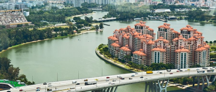 what type of property can a singapore permanent resident buy
