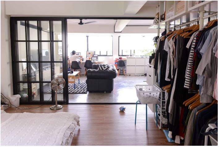 big room for hdb renovations