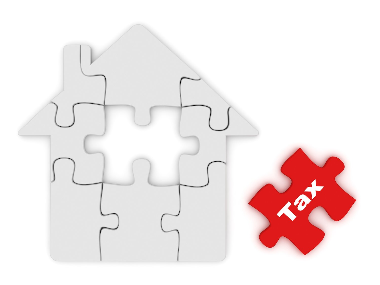 how is property tax calculated