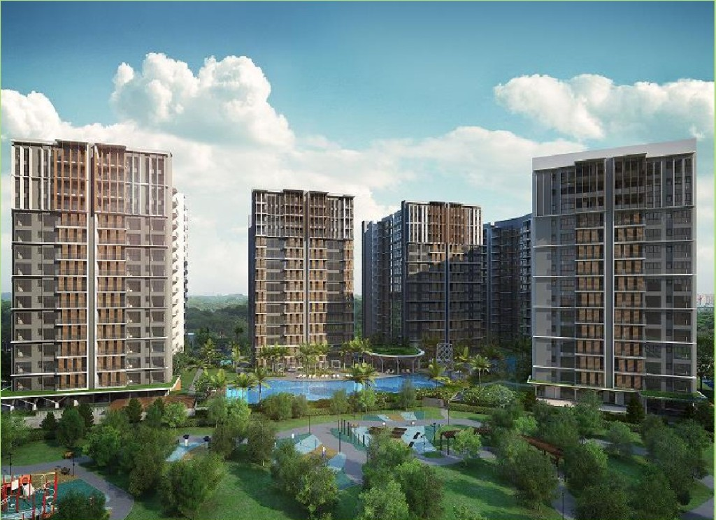 Located in Sembawang, Parc Life is one of the few executive condo offerings launched in April this year