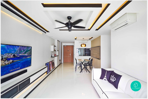 entertainment room, renovation packages