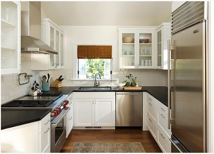 For You To Be Able To Comfortably Work In Your Kitchen, Designers Recommend  Following A