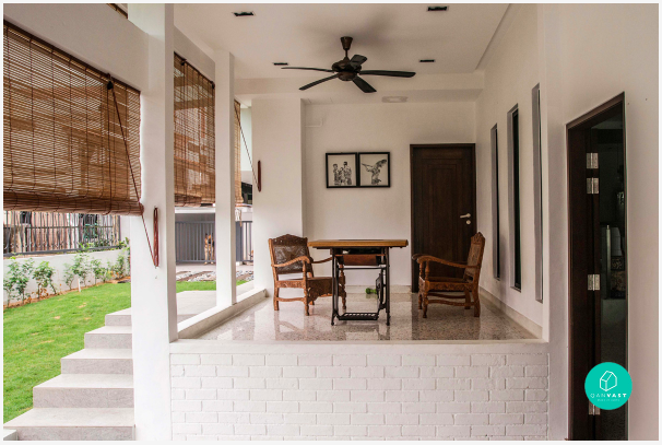 choose an interior designer or contractor to renovate your backyard?