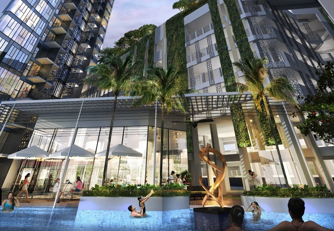 GEM Residences....how aptly named given the amount of attention it has received