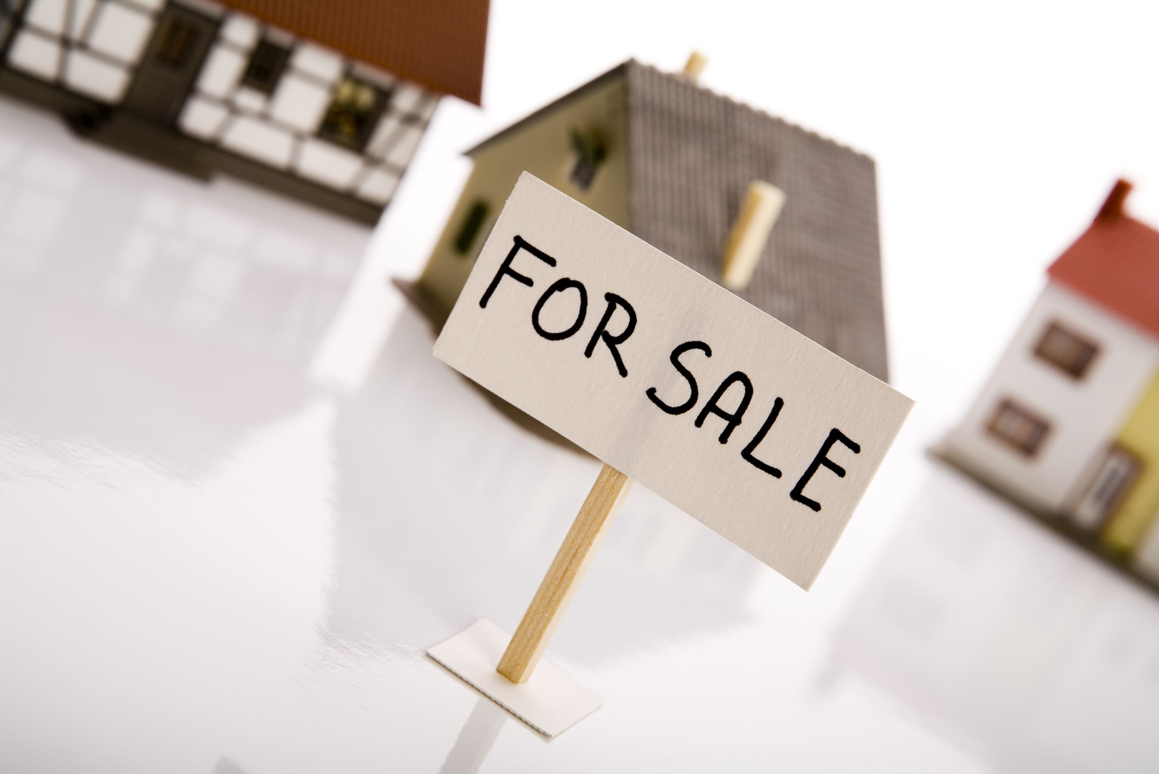 The only thing gratifying to property sellers is to receive money from the sale of their home