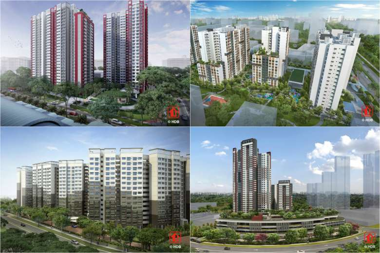BTO flats might influence the value of existing resale flats...but not in the short term