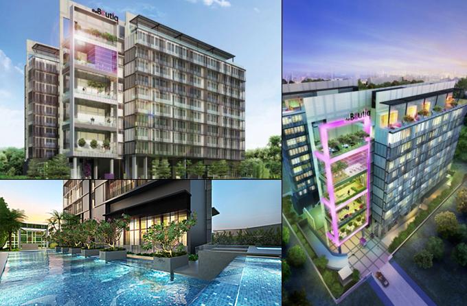 The Boutiq@Killiney is a freehold condominium in district 09