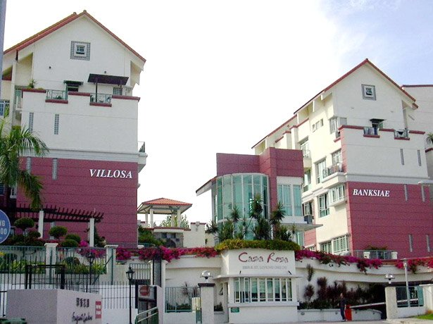 Casa Rosa is a 99-year leasehold development located at 35 Lorong Ong Lye