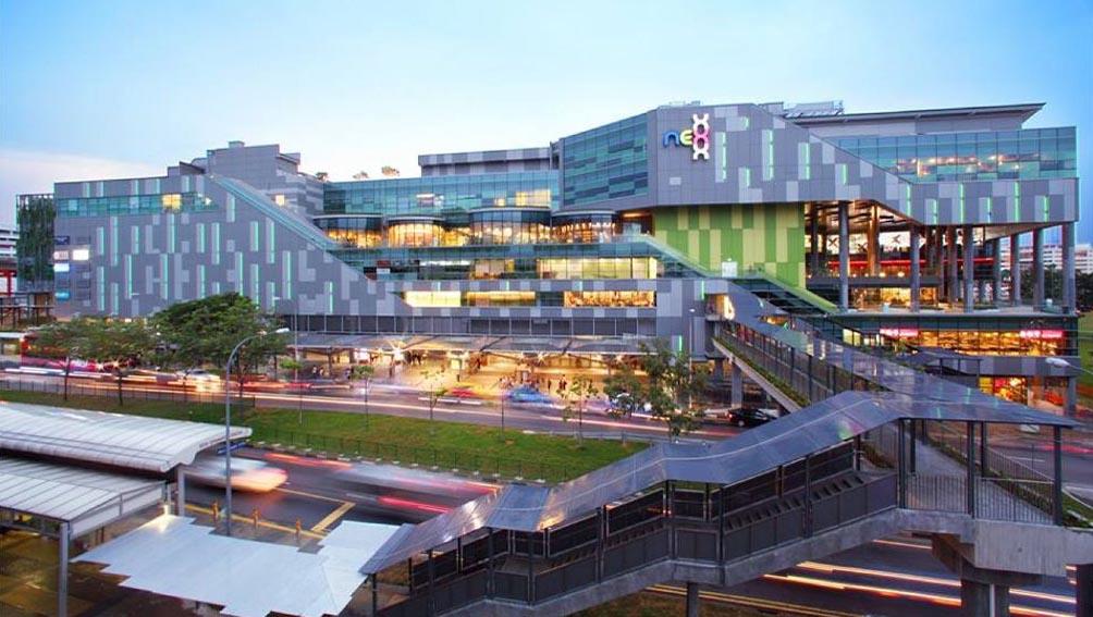 Nex Shopping Mall