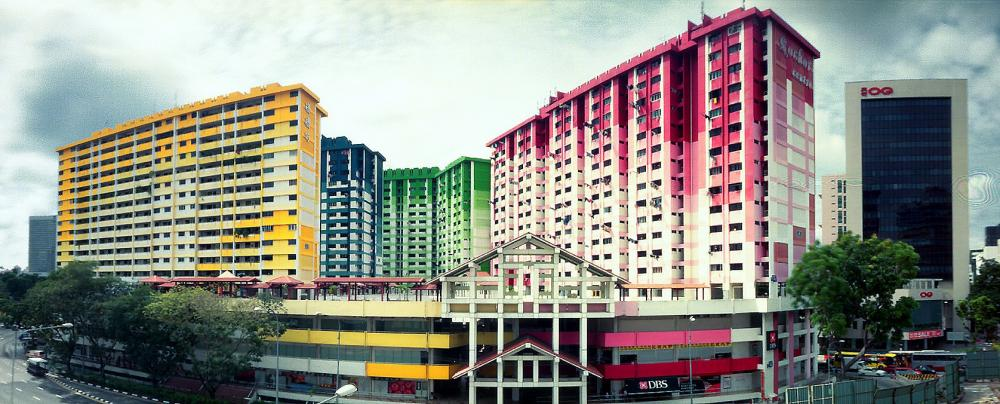 SERS - The iconic multi-coloured flats of Rochor will soon be a thing of the past