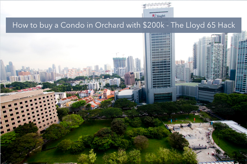 How to buy a Condo in Orchard with $200k - The Lloyd 65 Hack