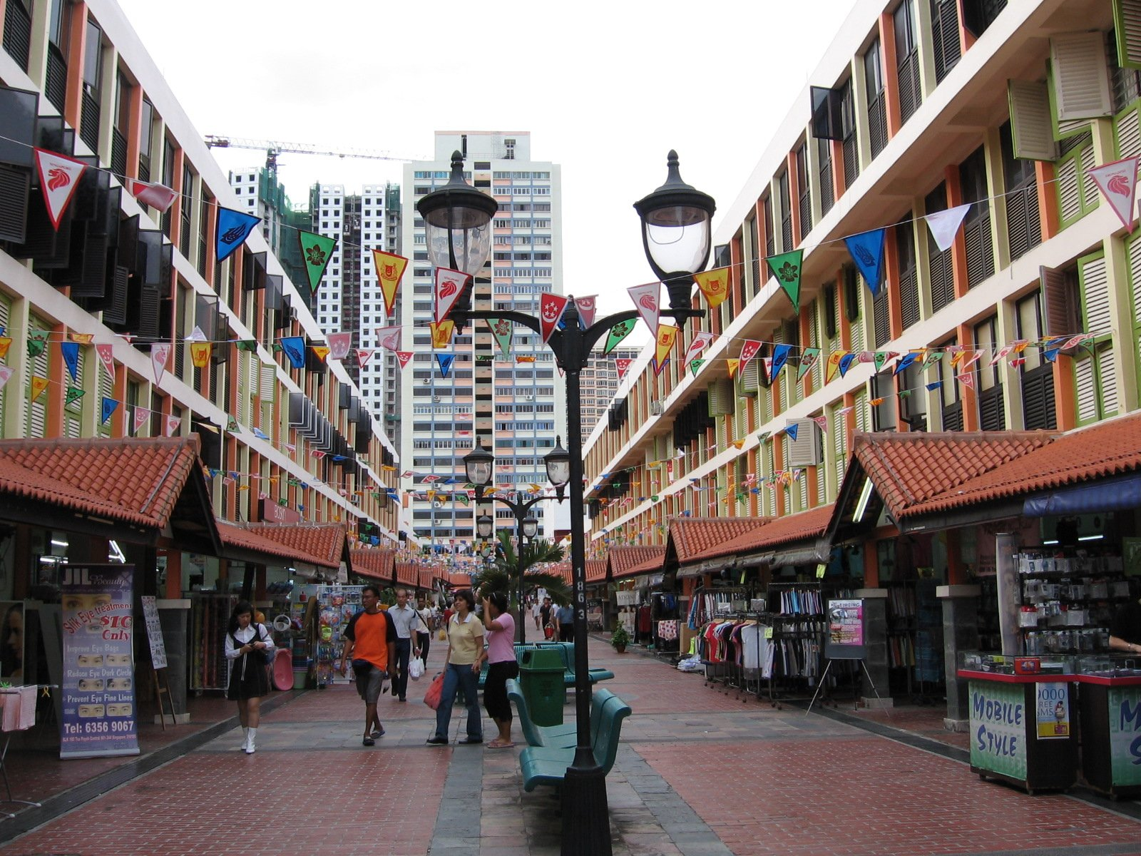 With its variety of shops and eateries, Toa Payoh is popular with the heartland crowd
