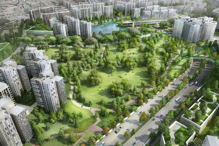 Bidadari has been attracting a lot of buzz among 1st time home buyers