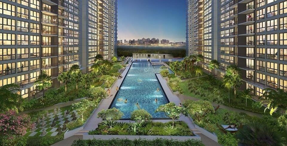 Lake Life is a 99-Year Leasehold Executive Condominum close to Lakeside MRT