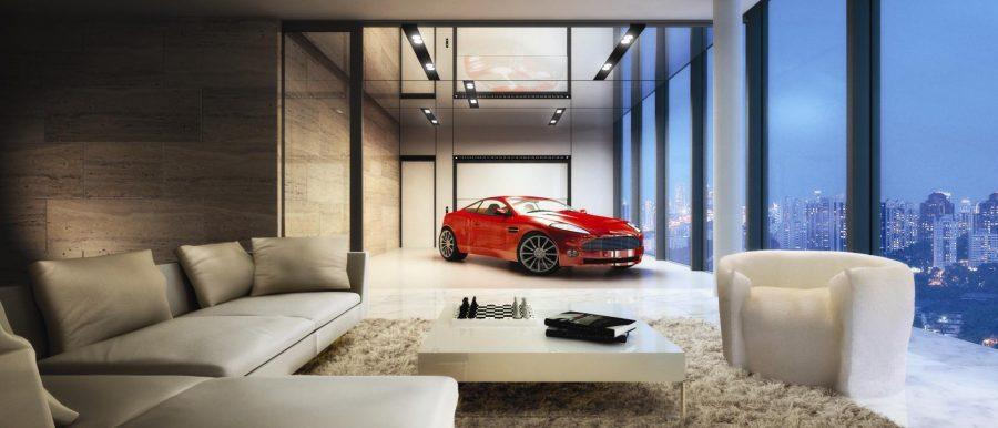 Luxury properties in Singapore
