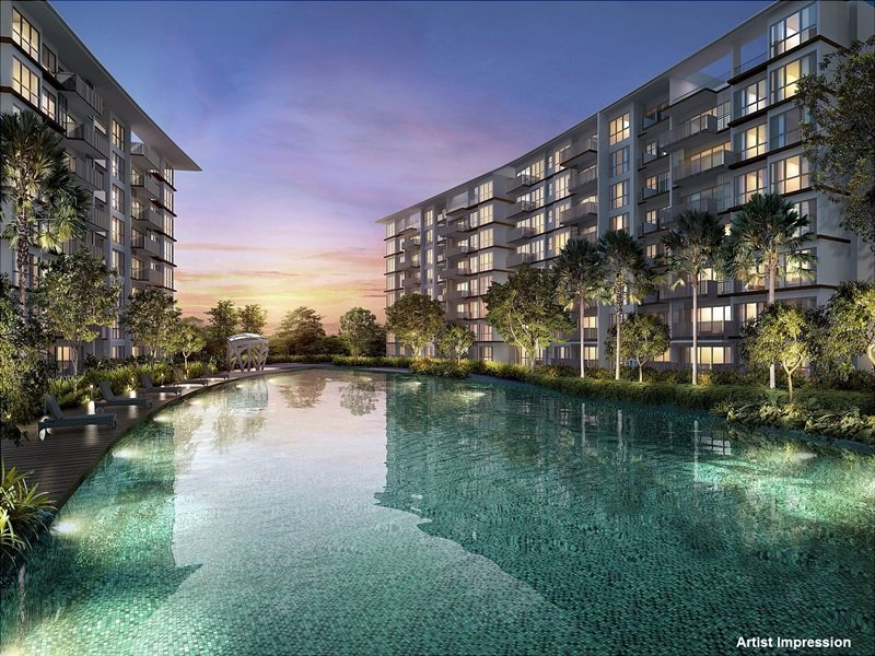 Forestwood Residences is a 99-years leasehold Serangoon Condo in District 19