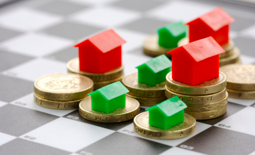 You must ensure you have the necessary capital before you start to be a property investor