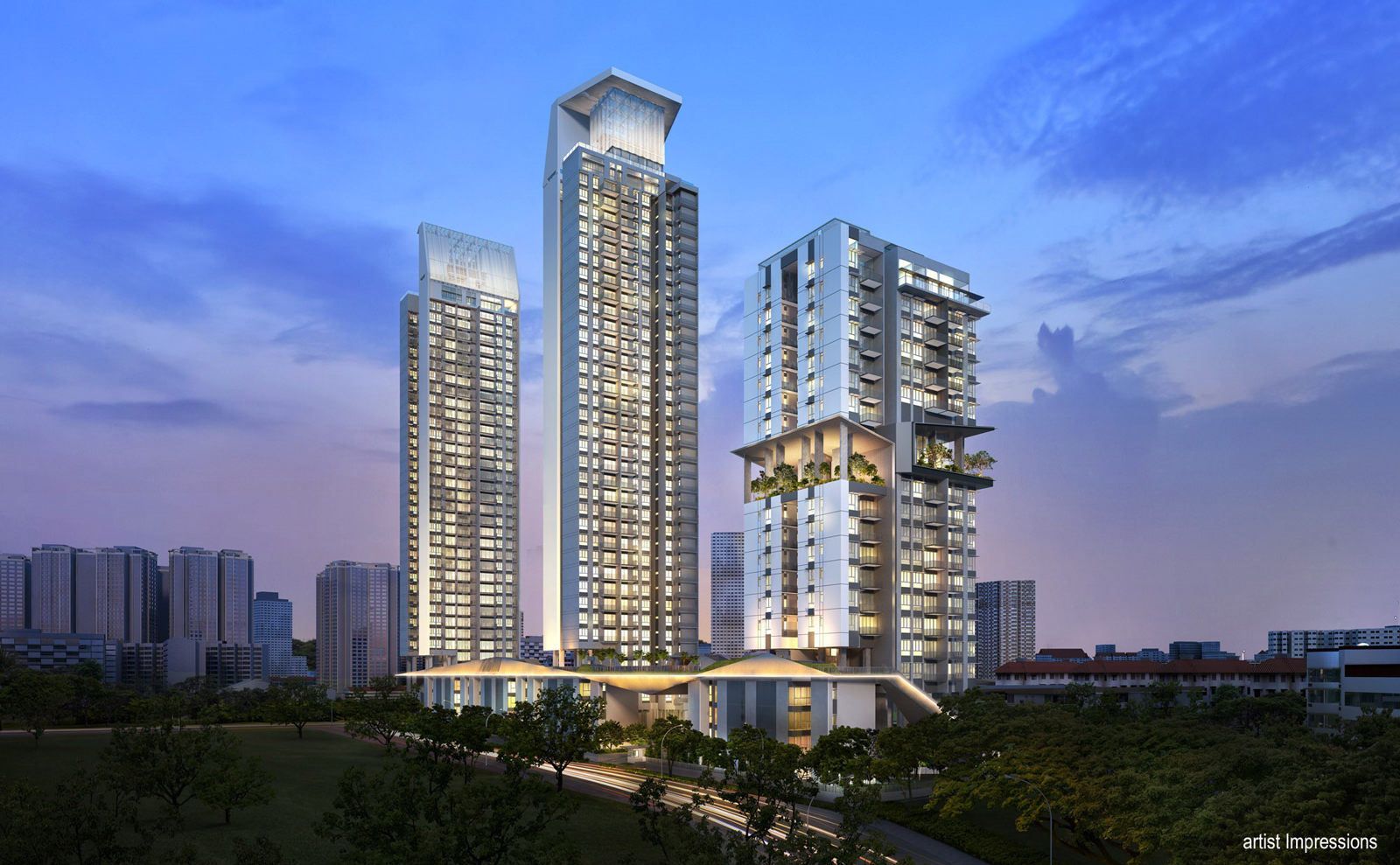 Keppel Land has used VR technology to market Highline Residences, a new condo in Tiong Bahru