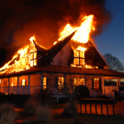 selling your property fire