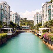 ECs-private condo-rental yield