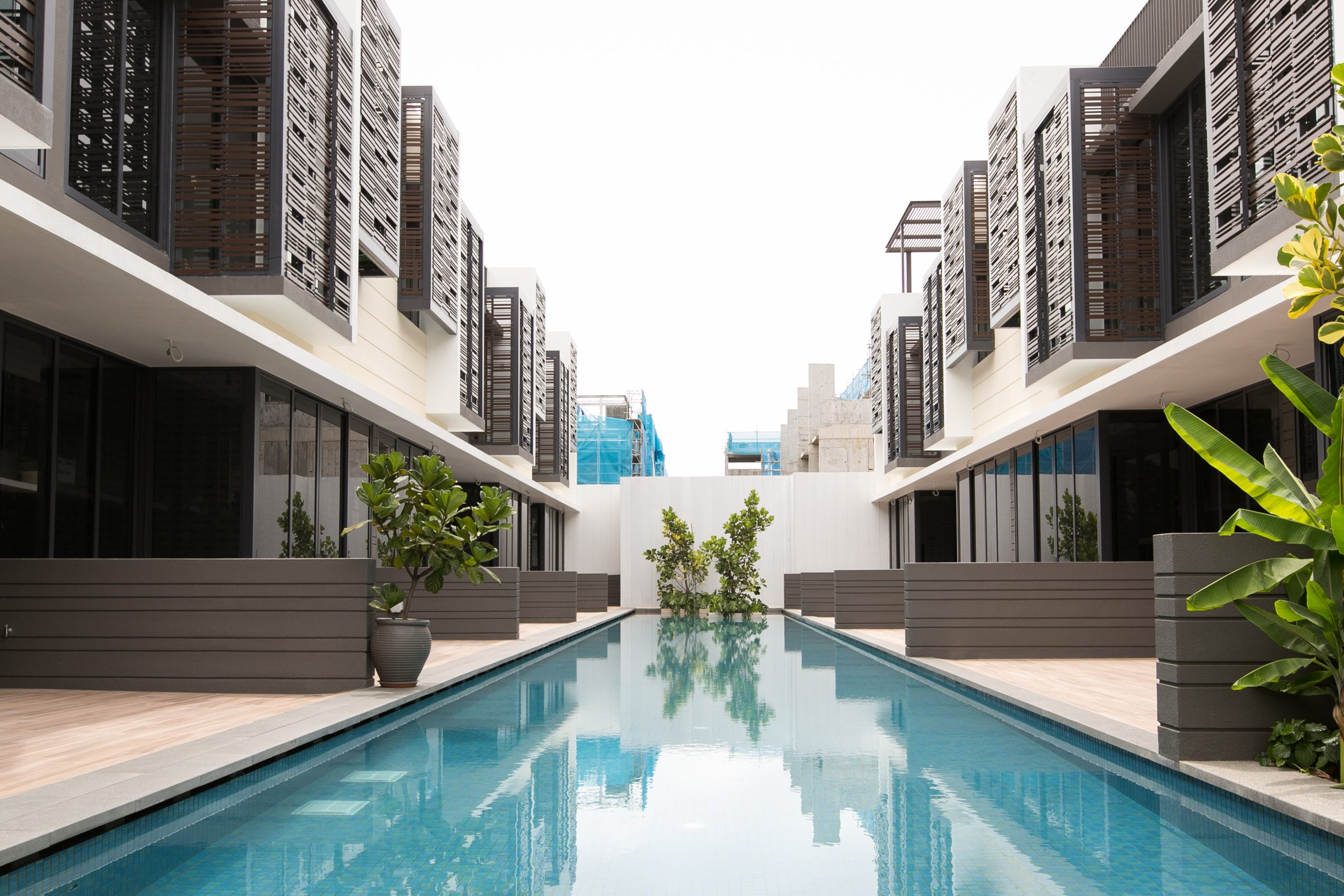 Cluster homes the next game changers in the private for Terrace house singapore