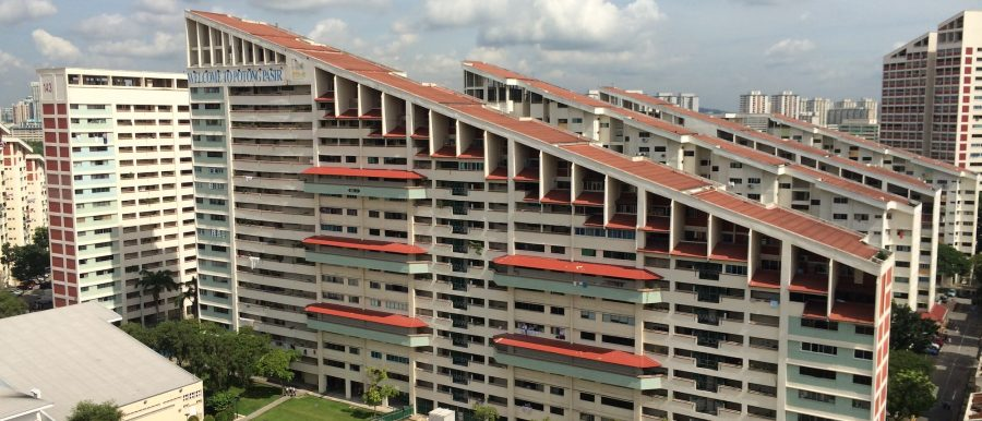 The sub-town phenomenon: The renewed interest in Potong Pasir