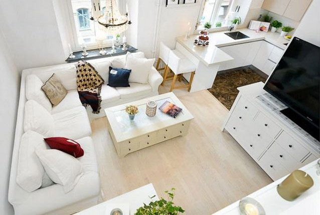 You may call shoebox apartments tiny, but for some, it is cozy