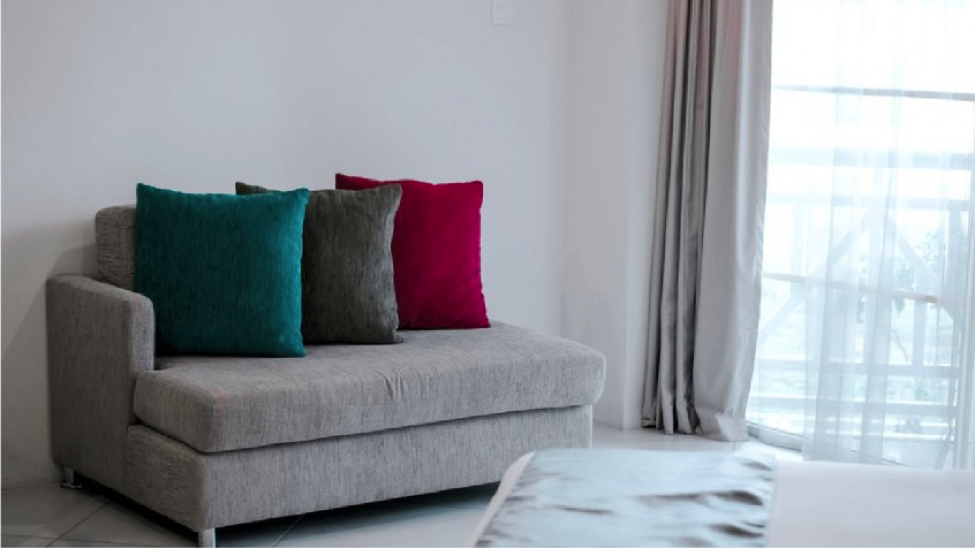 There are many ways to make your rental apartment feel like home