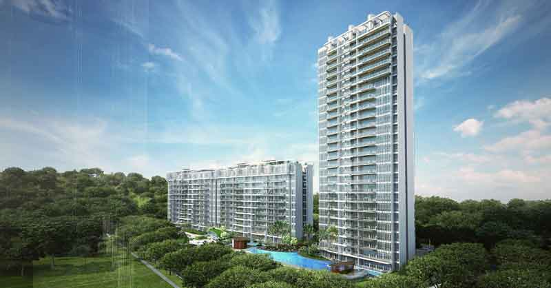 Kingsford Hillview Peak is a new luxurious 99-years leasehold condo near Hillview MRT and HillV2 Mall