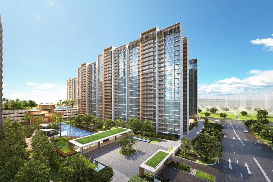 Sol Acres covers a whopping 354,228 square feet, making it the largest Executive Condominium in Singapore