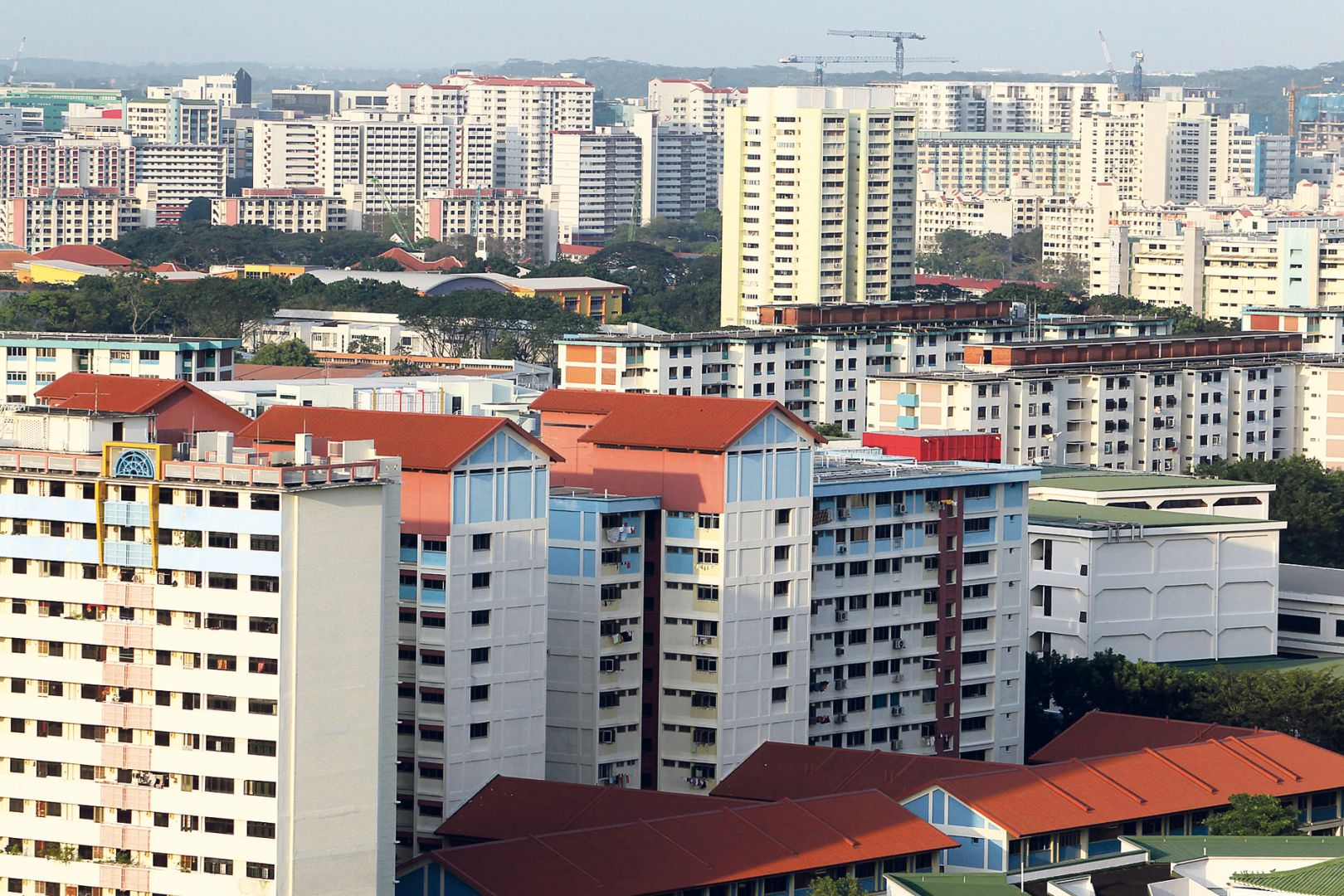 Singapore is just one of the many countries to have implemented cooling measures to regulate their property markets