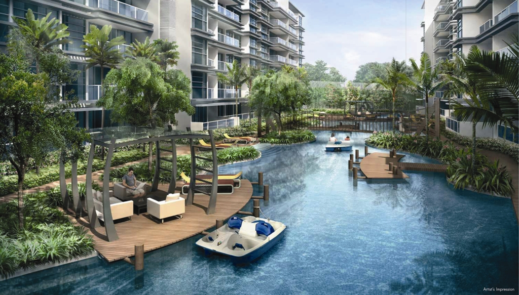 Hedges Park Condo is a 99 year leasehold development located at the eastern part of Singapore