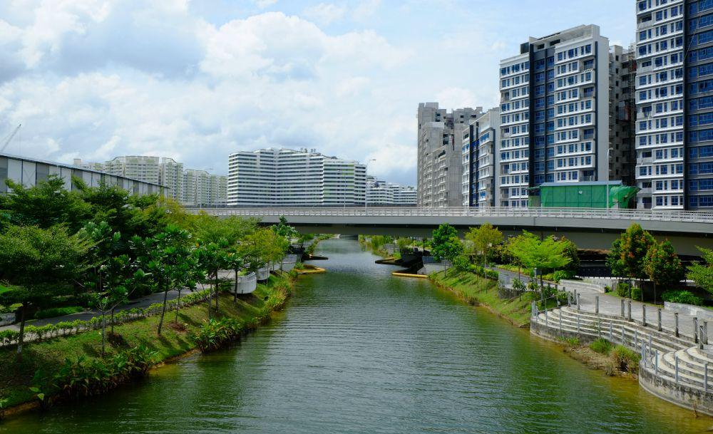 They call Punggol the Jewel of the East, and there are many reasons why