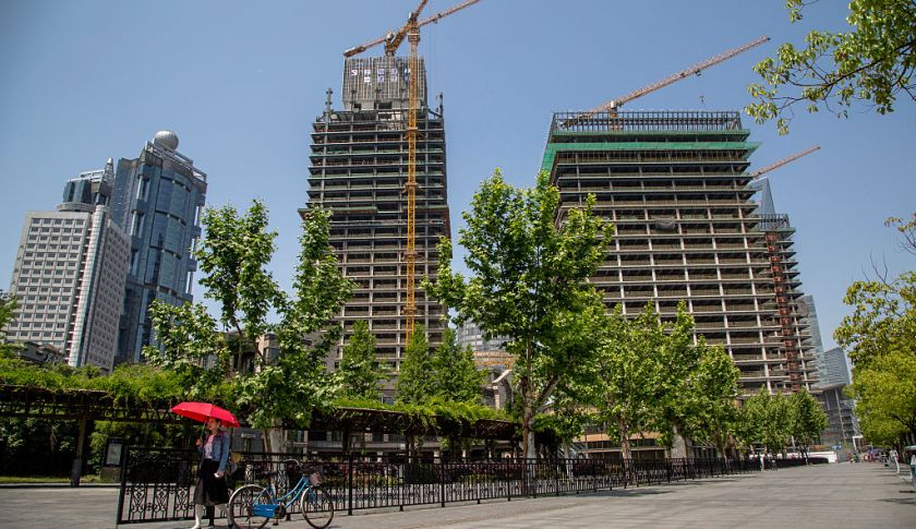 High demand and short supply have driven Shanghai's property prices