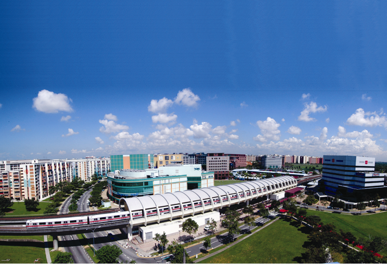 Tampines has recently seen a bustle of activity in the last few years.