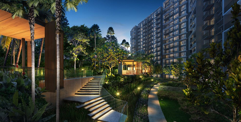 Grandeur Park Residences, located in District 16, is a launch that many people are excited about.