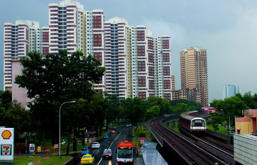 Sure, a HDB resale flat can't compare to a mass market condo...but it does have financial benefits to own one