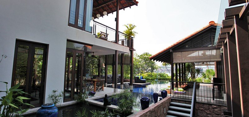 If you think you have the finances, why not go for a Sentosa Cove property?