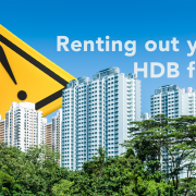 subletting hdb flat renting out