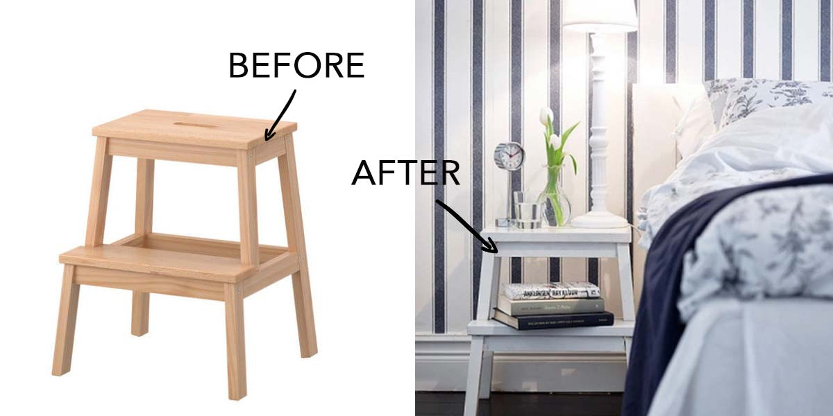 Enjoyable 7 Ikea Hacks To Transform Your Home Into A Insta Worthy One Ibusinesslaw Wood Chair Design Ideas Ibusinesslaworg