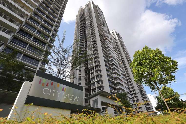 DBSS flats, such as City View, are able to fetch high prices because of their prime location