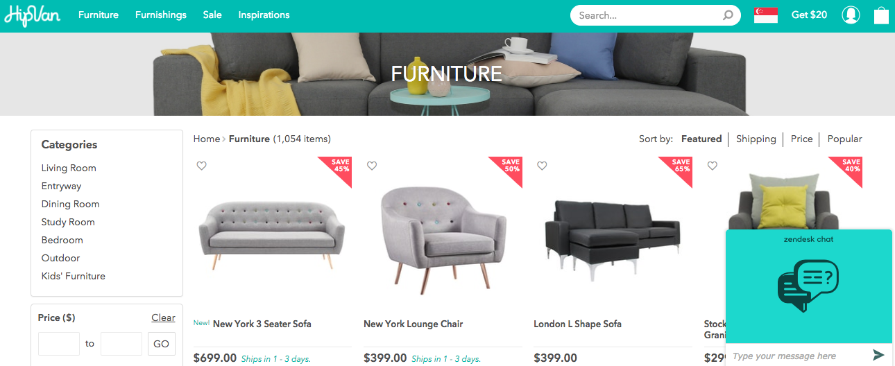 8 furniture stores to buy from (so your home doesn't