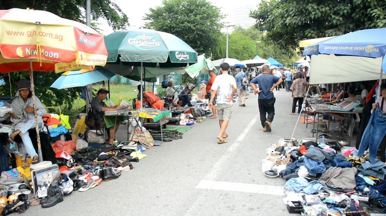 Sungei Road Thieves Market will be a thing of the past pretty soon