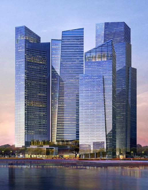 Marina Bay Residences rental unit