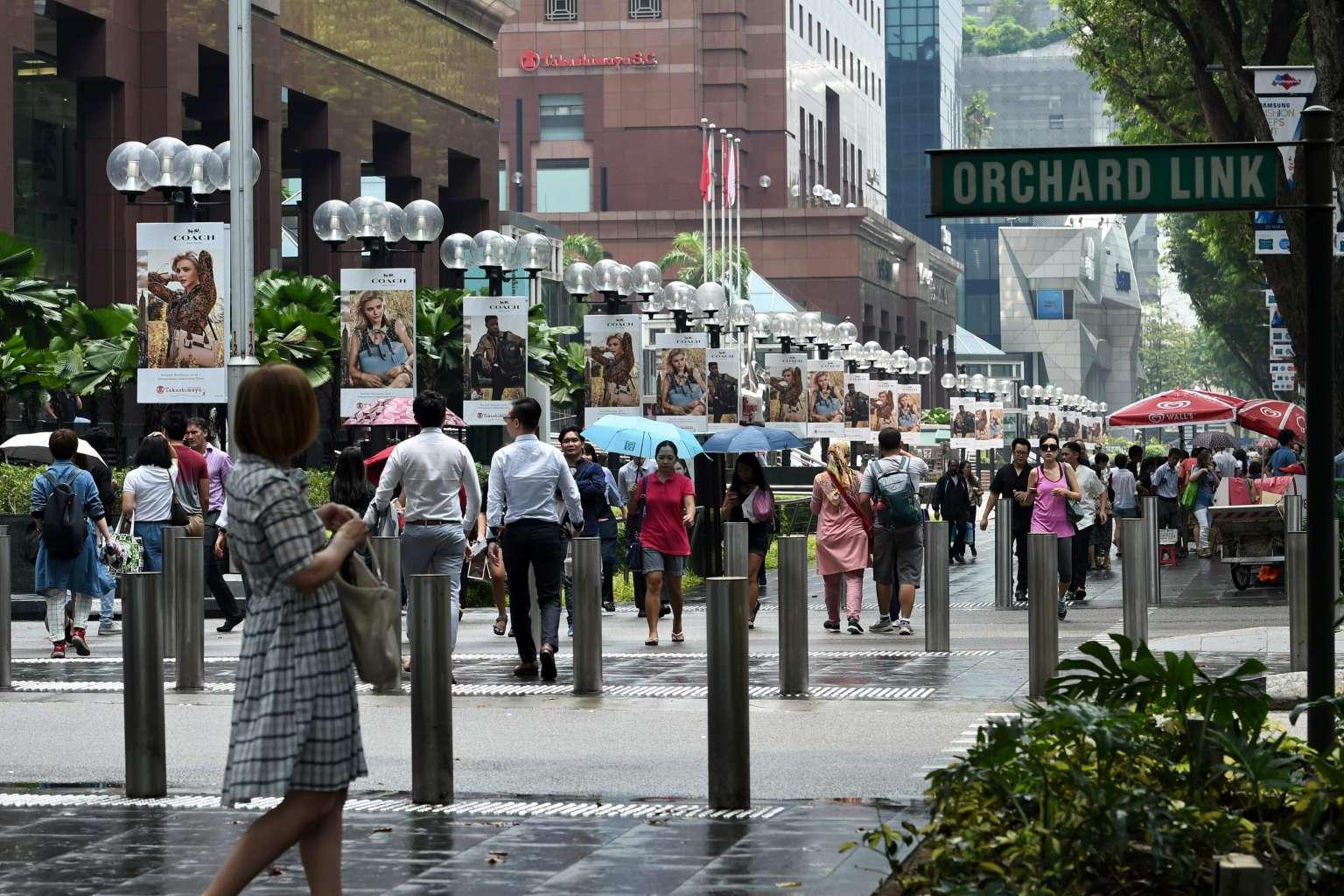 A neighbourhood mall might not be all that good