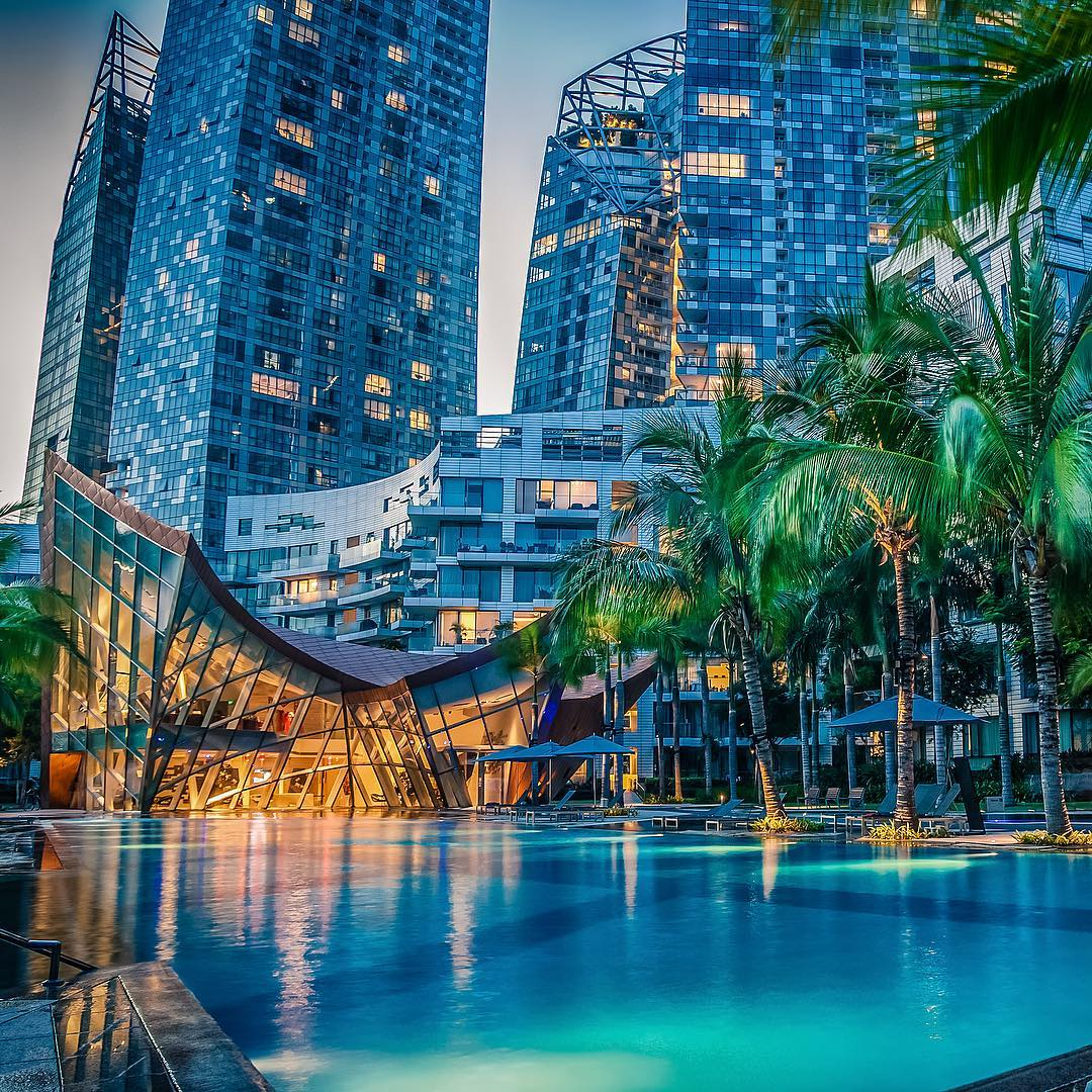 5 Drool Worthy Condo Swimming Pools That Can Rival Marina Bay Sands Singapore Property Review