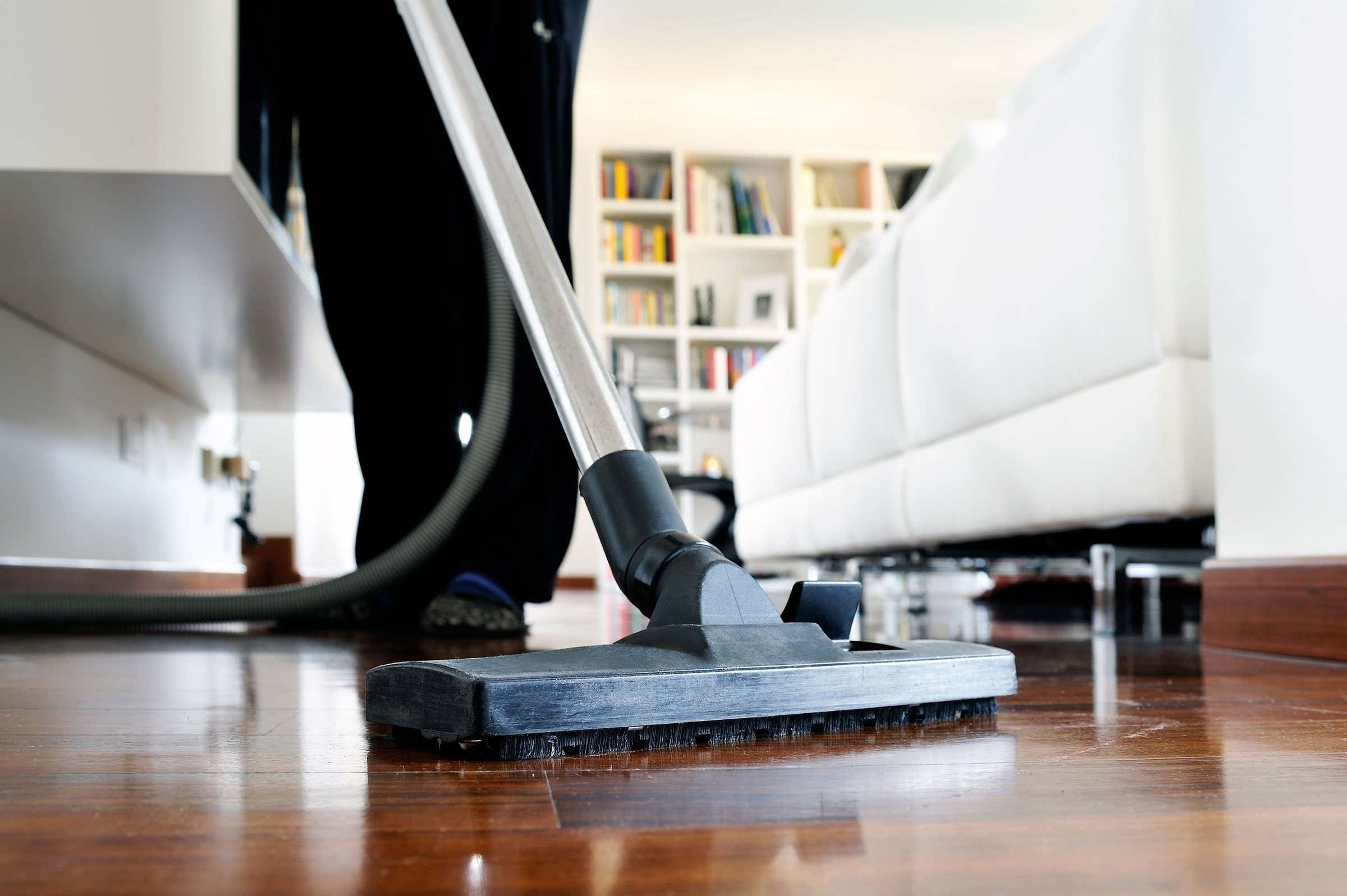 what to expect from house cleaning service