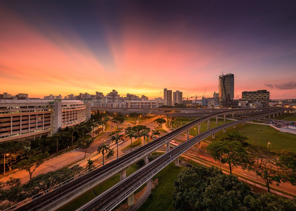 Places to visit in Jurong East