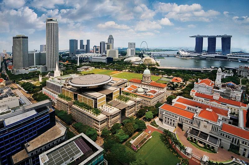 Singapore's property market