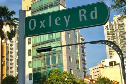 Oxley road